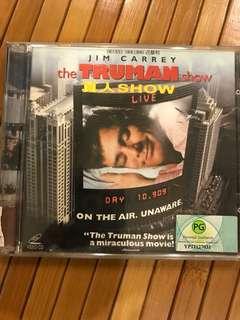 VCD The Truman Show Jim Carrey