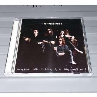 THE CRANBERRIES - Everybody Else Is Doing It, So Why Can't We? (CD, Album)