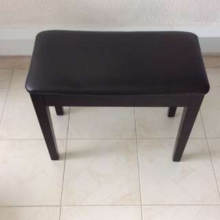Casio piano bench