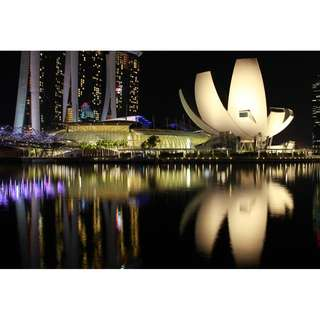 singapore scenic art posters full sized