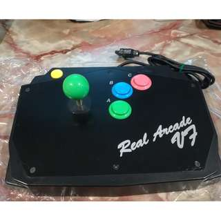 Sega Saturn Real Arcade VF Joystick