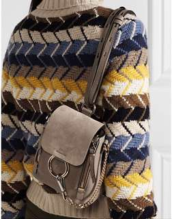 Chloe Mini Faye Backpack