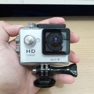 Action Cam Wifi Full HD