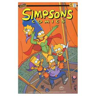 Simpsons Comics #7 (November 1994) - The Greatest D'Oh! on Earth