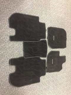 Honda Shuttle Car Mats