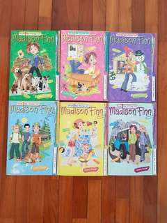 Madison Finn Books