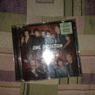 FOUR ALBUM ONE DIRECTION