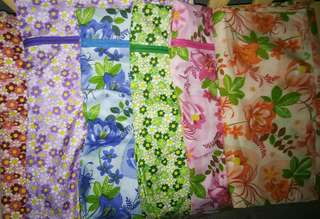Pillowcase 3pcs for 100