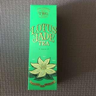 TWG LOTUS JADE TEA 蓮花玉茶