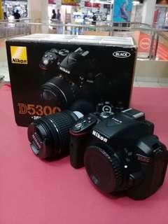 Kredit Kamera Nikon D5300