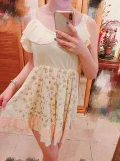 🚚 🇹🇭泰國品牌柔軟質地 洋裝