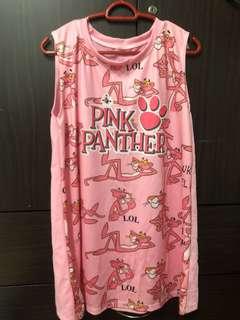 Pink panther top