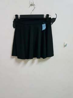 全新鬆緊短褲裙#一百元好物