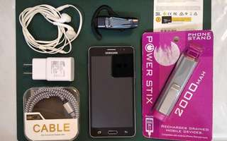 Samsung Galaxy On5 (Complete w/ FREE items)