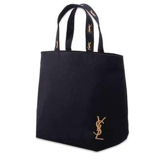 YSL 日本雜誌附送贈品帆布袋 shopping tote bag