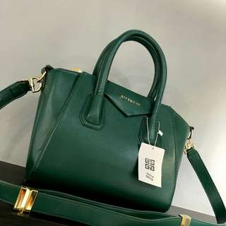 Givenchy Antigona Green Color