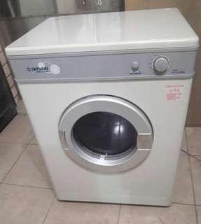 (降價出清)大同 TATUNG (TAW-D70C)7公斤 乾衣機 烘衣機