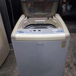 (降價出清)SAMPO 聲寶 變頻 14公斤 洗衣機