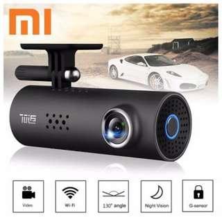 XIAOMI 70MAI Smart Car DVR Camcorder 1080P 130 Degree Wide Angle IMX323 Sensor Voice Control,Instock Now!!!!!!