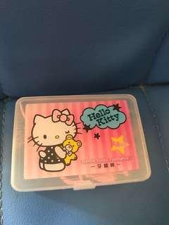 Hello Kitty 牙缐