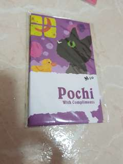 Japan card 5 pcs envelope