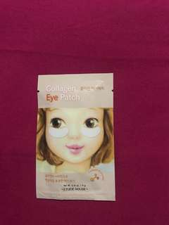 [Etude] Collagen Eye Patch