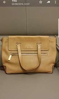 Michael Kors real leather handbag