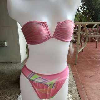 Small 2 piece swimsuit