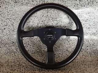 Momo mazda steering