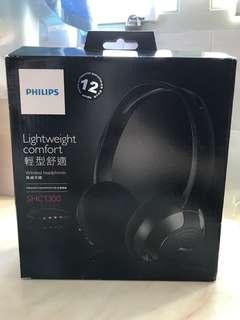 Philips Wireless headphones SHC1300