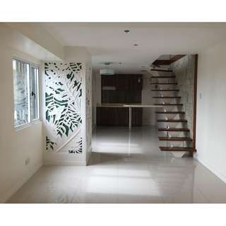 55 sqm 2 Bedroom Loft Condo in Bonifacio Global City BGC Victoria Towers near ABS CBN Mother Ignacia