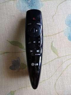 LG 電視遙控器