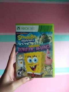 Spongebob Squarepants XBOX 360