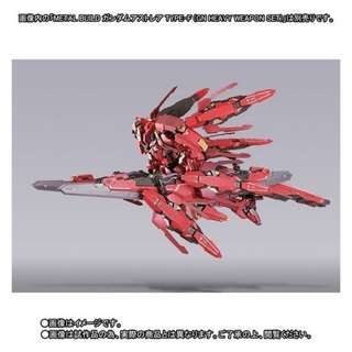 Metal Build Gundam Avalung Astraea Type F Add-on