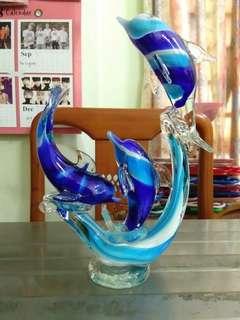 Dolphin Glassware