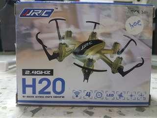 H20 2.4GHZ 6-axis mini drone