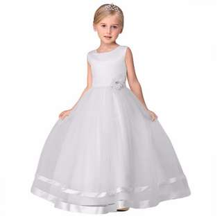 Girls Mesh Princess Dresses