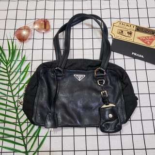 限時市集 Prada Bag handbag 單肩包手挽袋兩用袋2way bag索繩袋