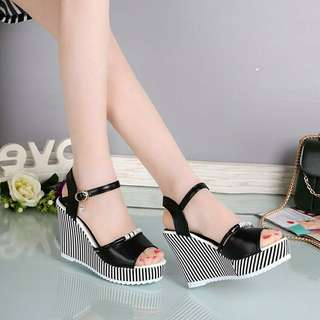 👉Five Diamond Fashion Wedges -G👈