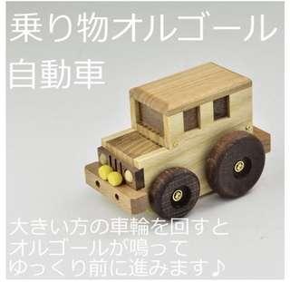 Otaru Orgel Music Box self moving train when you wish upon a star