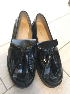 Ray Beams Tassel Loafer (size 24.5)