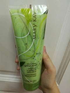 Lotus & Bamboo Loofah Cleanser
