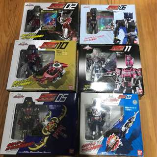 Bandai Kamen Rider Assorted