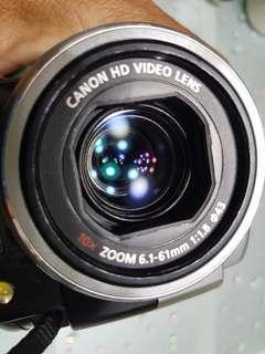 🚚 Canon HG10 40GB 硬碟式攝影機 1920x1080