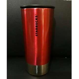 Starbucks星巴克Boyed12OZ不鏽鋼杯隨行杯