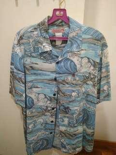 Quicksilver short sleeves shirt