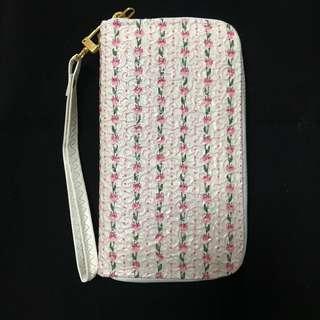Decoupage small wallet