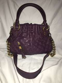 Authentic Marc Jacobs two-way bag