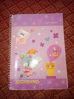 Giordano Notebook 80 leaves