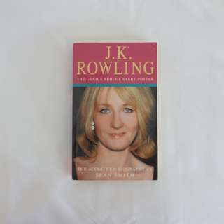 J.K. Rowling by Sean Smith